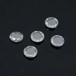 Round White Polki Stone, For Making Jewellery