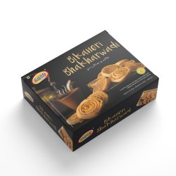 Snack Food Sethia''s Bikaneri Bhakarwari, Packaging Size: Box