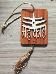 MDF Lord Latkan, For Decoration, Size: 3x4 Inch