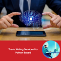 Thesis Writing Services For Python Based