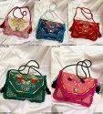 Exclusive Designer Boho Bag With Leather Belt