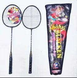 Blacken Badminton Rackets