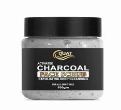 Charcol Face Scrub 100 gm for Personal