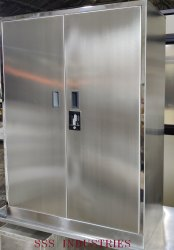 Stainless Steel Clean Room Storage Cabinet