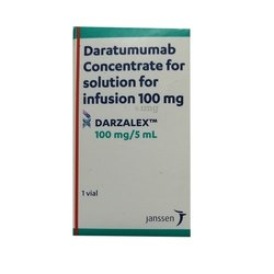 Daratumumab Concentrate Solution For Infusion
