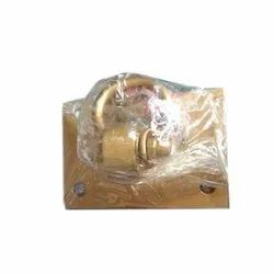 Golden And Silver Iron Oonjal Ceiling Hook, Size: 6 X 4