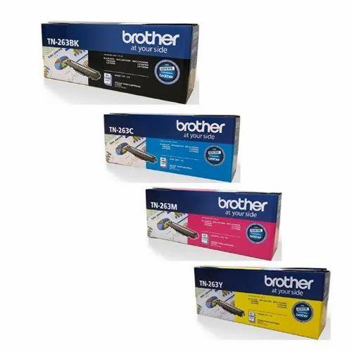 Brother TN 263 Toner Cartridges Set