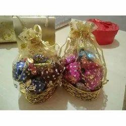 Basket Chocolate Gift, For Gifting Purpose
