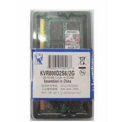 6400 Mhz SODIMM Kingston Laptop DDR2 2 GB RAM
