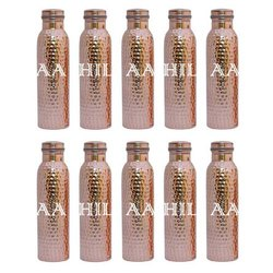 AAHIL INTERNATIONAL Pure Copper Water Bottle Manufacturers In Moradabad, India