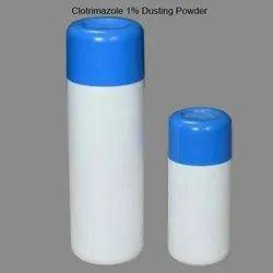 Clotrimazole 1% Dusting Powder, Packaging Type: Plastic Bottle, Packaging Size: 100ml