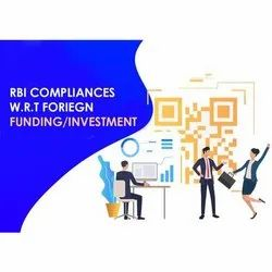 Private Limited Company RBI Compliance Funding Investment Service, One Time