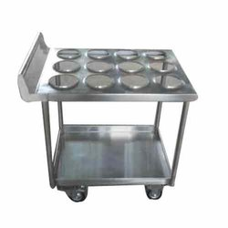 Masala Trolley Kitchen Equipment