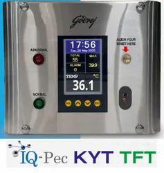 Godrej Self Temperature Screening Device, 32 - 42 C, Model: IQ Pec KYT