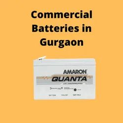 Commercial Batteries In Gurgaon - SMF