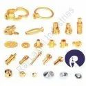 Brass Forged Parts, For Industries, Packaging Type: Box