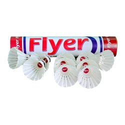 Flyer Badminton Shuttlecock