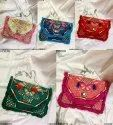 Exclusive Designer Boho Bag With Chain Sling