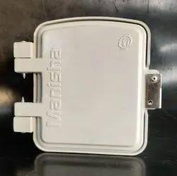 MCPL Rectangular FRP Street Light Pole Box, For Junction Boxes, Dimension: 150x125x100 Mm