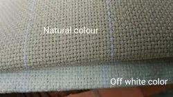Punch Needle Rug Monks Fabric