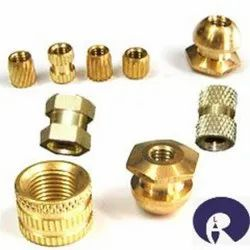 Knurled Inserts
