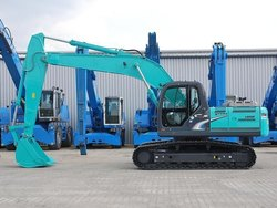 3500 to 38000 Kgs. 24 to 280 HP Kobelco Excavator