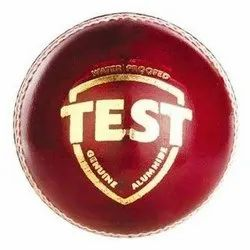 Test Leather Ball