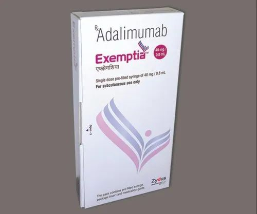 Adalimumab Exemptia Injection