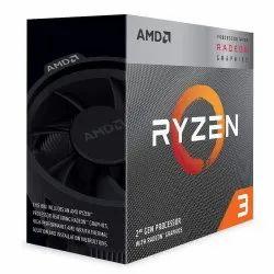 AMD Ryzen 3200G Computer Processor