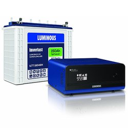 Luminous Zelio Wifi 1100 ILTT UPS Combo