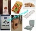 Food Grade Kraft Paper Bags Making Machine