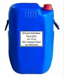 Silicone Defoamer Fluid (Oil)