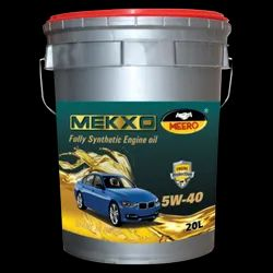 20L Mekxo Synthetic Engine Oil