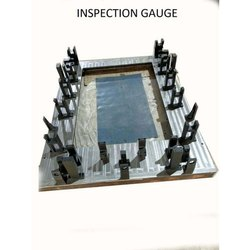 Fabricated Assembly Pipe Inspection Gauge