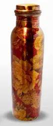 1 Liter Copper Water Bottle