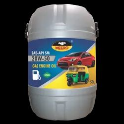 50l CNG Gas Lubricating Oil