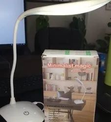 led lamp rechargeable with battery
