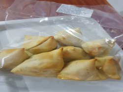 Frozen Punjabi Aloo Samosa, Food Grade