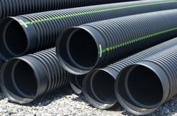 150 ID HDPE Double Wall Corrugated Sewerage Pipe
