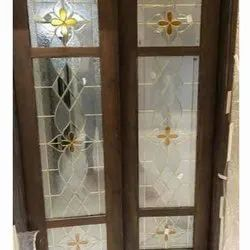 Stained Fusion Glass, For Windows, Thickness: 8 Mm