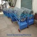 Manual Sand Screening Machine