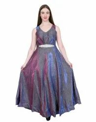 Party Wear Ladies Long Gown