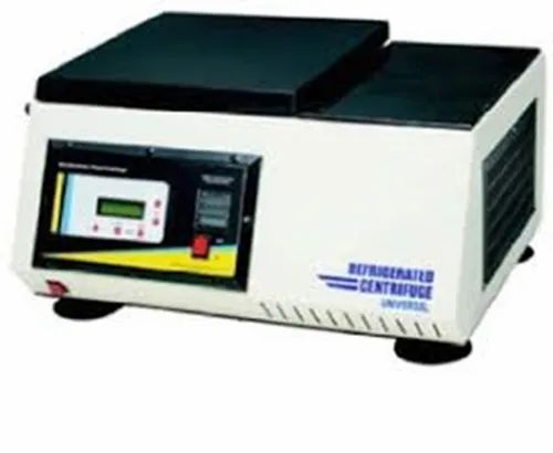 REFRIGERATED UNIVERSAL CENTRIFUGE BRUSHLESS