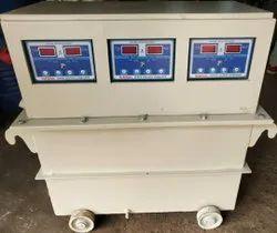 Oil Cooled Unbalanced Servo Voltage Stabilizer