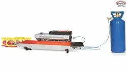 Continuous Band Sealer With Nitrogen Flushing Sepack