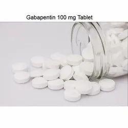 Gabapentin 100 mg Tablet, 10*6
