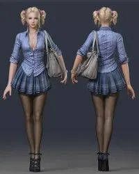 End Product Anytime 3D Character Design Service, In Pan India