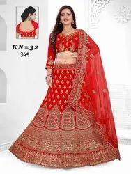Ethnic Designer Bridal Chaniya Choli