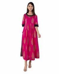A Line Dress 7