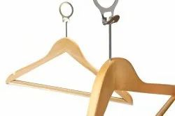 Anti Theft Wooden Coat Hanger